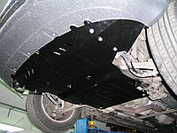 Металлическая (стальная) защита двигателя (картера) Audi A4 В7 (2004-2008) (V-1,8Т), фото 1