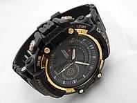Часы мужские G-Shock - Twin Sensor Gold Black