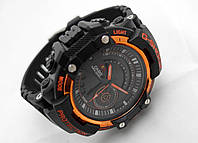 Часы мужские G-Shock - Twin Sensor - Bronze Black