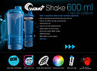 Смарт Шейкер BioTech USA синий 600 мл / Smart Shaker blue, фото 2