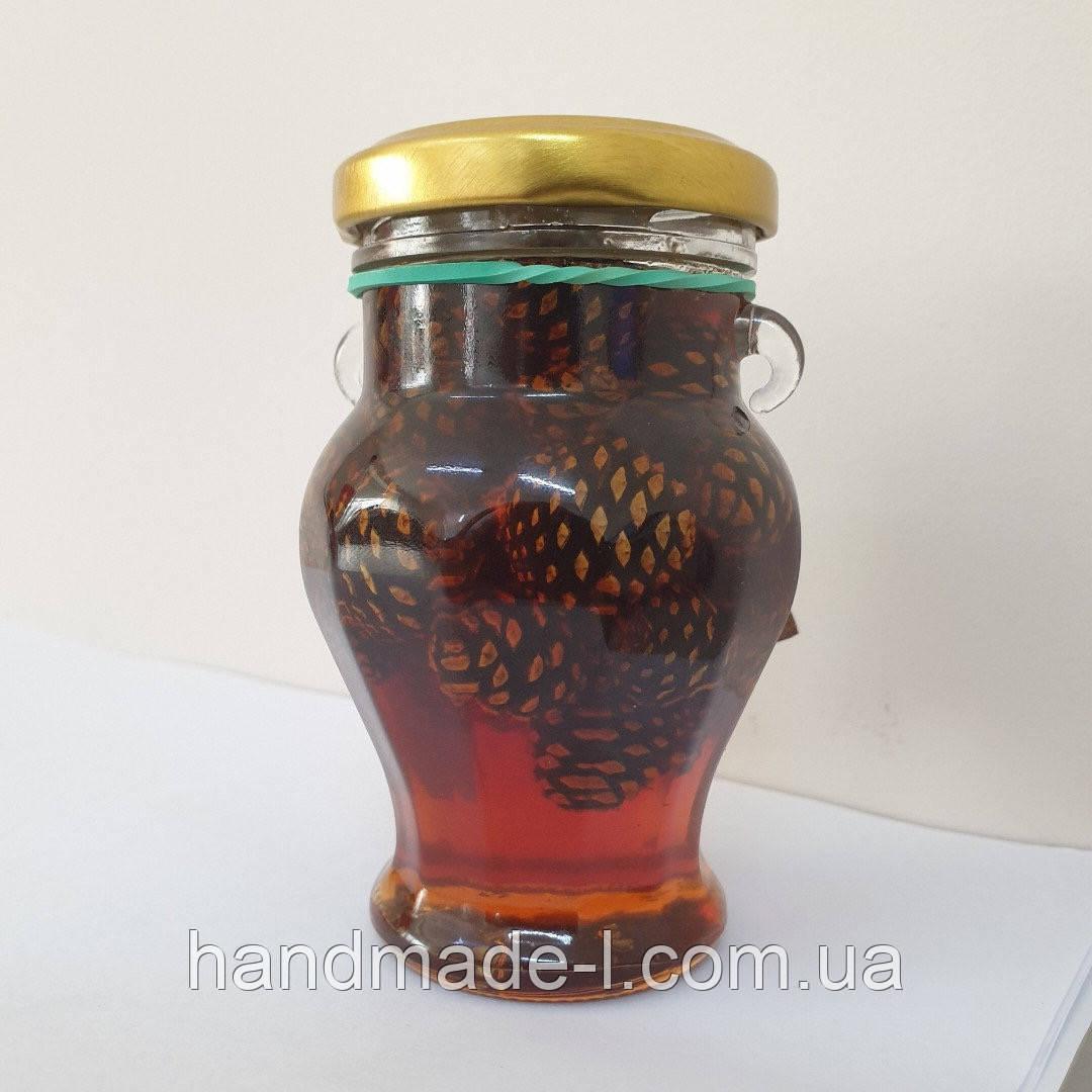 Варення з молодих соснових шишок 110 мл