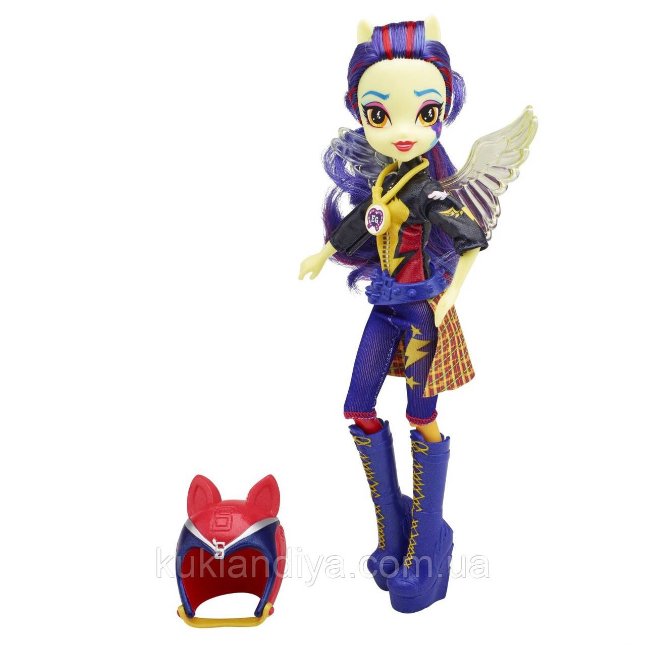 Лялька Індиго серія Мотокрос - My Little Pony