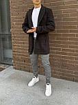 😜 Пальто - Мужское горчичное пальто на осень\ чоловіче пальто гірчичне на осінь, фото 2