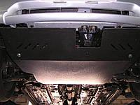 Металлическая (стальная) защита двигателя (картера) Hafei Sigma (2007-) (все обьемы)