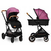 Универсальная коляска 2в1 Lionelo RIYA Pink Violet