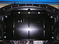 Металлическая (стальная) защита двигателя (картера) Lincoln MKX (2006-) (V-3.5)
