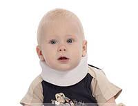 Ортопедический воротник для новорожденных 3,5см, (шина Шанца)