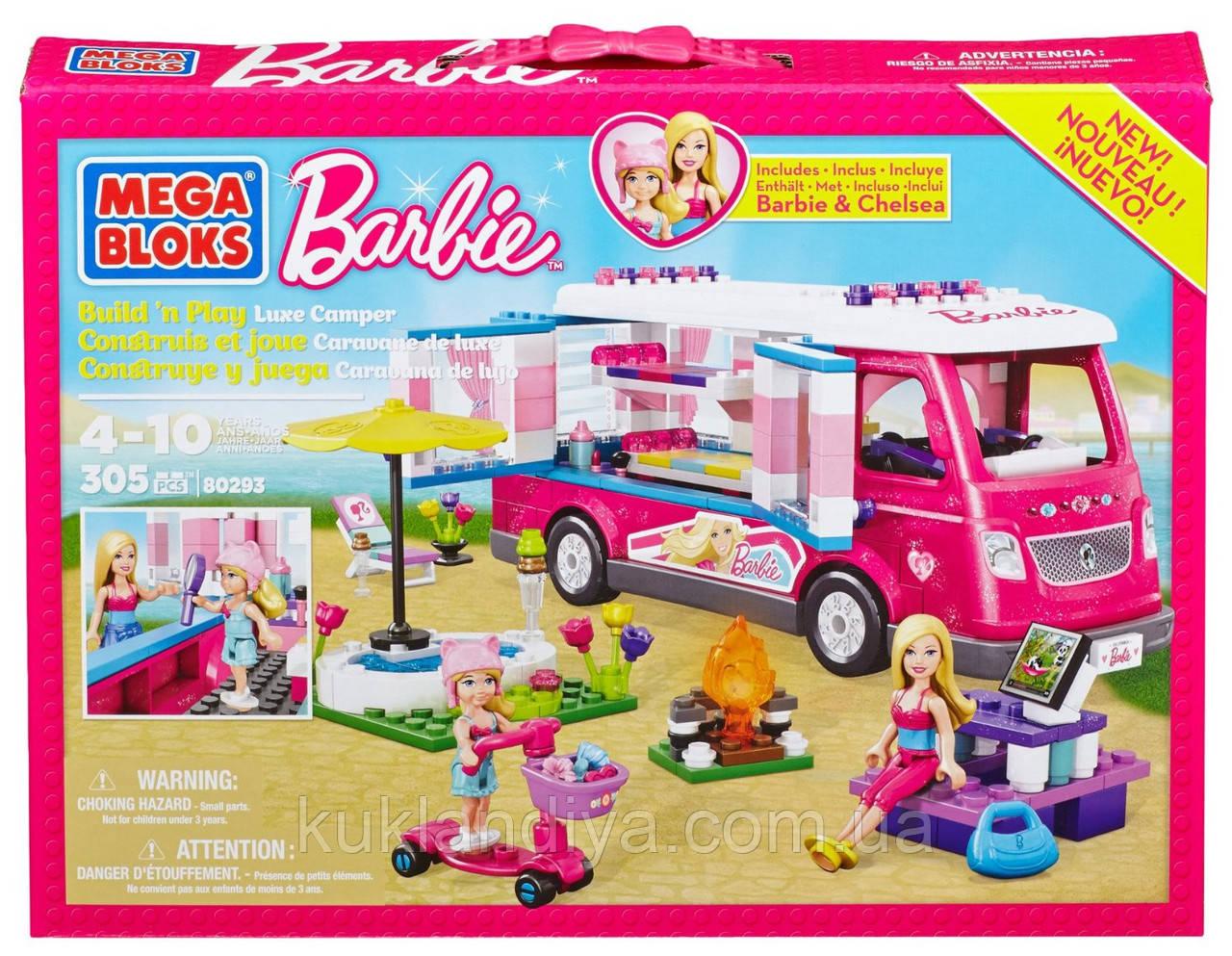 Конструктор Mega Bloks Barbie Пикник