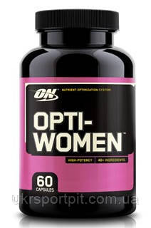 Opti-Women 60 капсул сроки до 6.2019