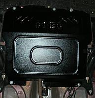 Металлическая (стальная) защита двигателя (картера) Peugeot 107 (2005-) (все обьемы)