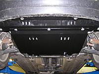 Металлическая (стальная) защита двигателя (картера) Ford Fusion (2002-) (V-1,6 D)