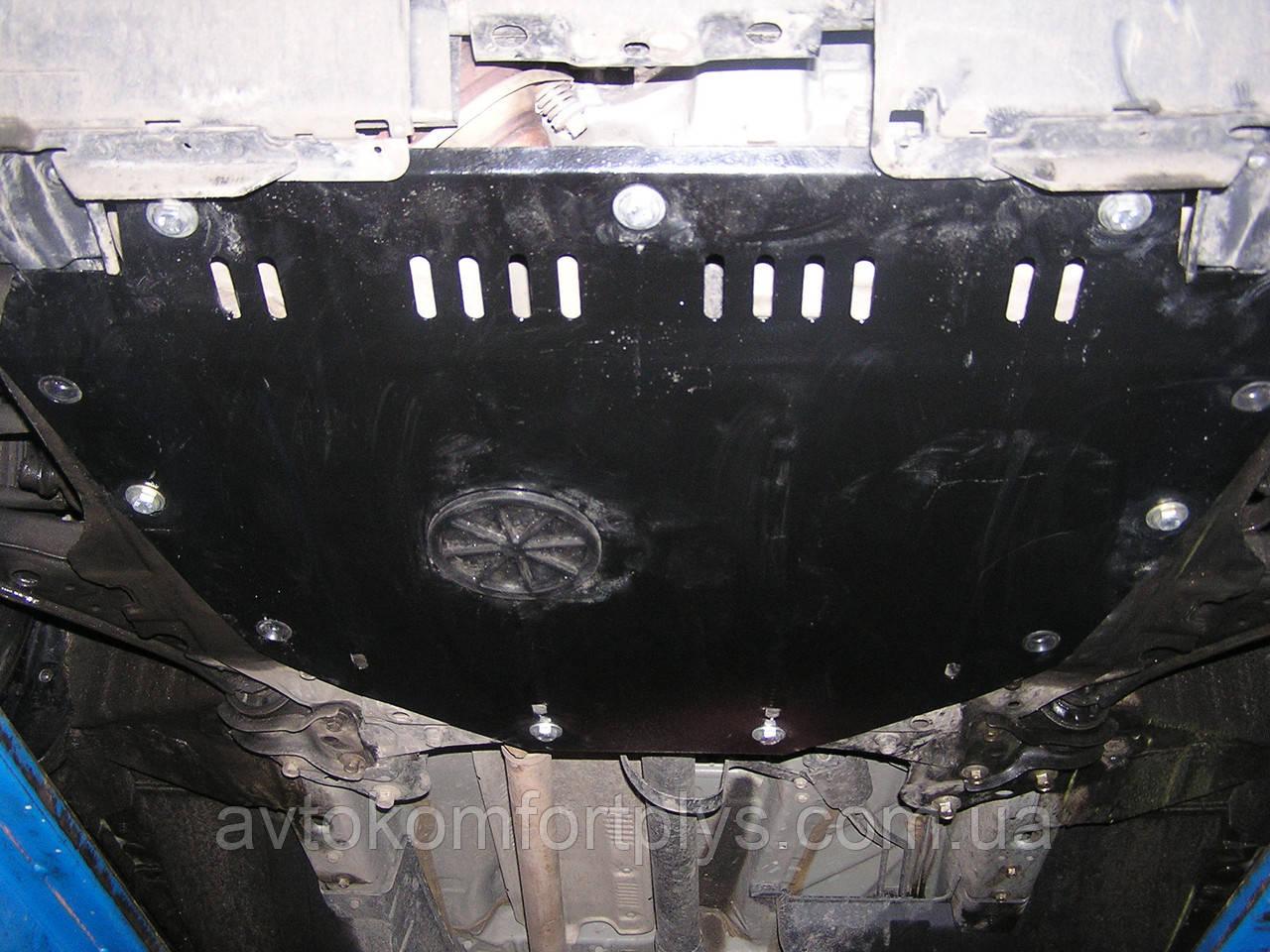 Металлическая (стальная) защита двигателя (картера) Honda CR-V III (2007-2013) (V-2,0І)