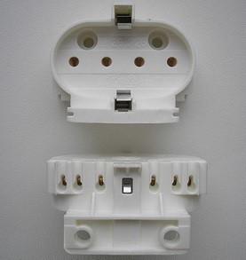 Ламподержатель BJB 2G11 (Германия) - фото 3