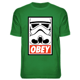 Футболка Obey Trooper, фото 2