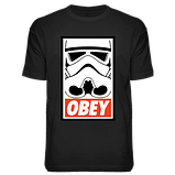 Футболка Obey Trooper, фото 3
