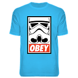 Футболка Obey Trooper, фото 4