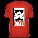 Футболка Obey Trooper, фото 5