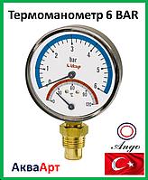 Термоманометр 6 ВАR