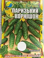 """Семена огурцов """"Парижский корнишон"""" 5 г ТМ """"Флора Плюс"""""""