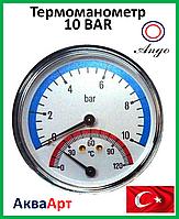Термоманометр 10 ВАR (датчик сзади)