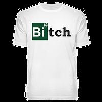 Футболка Bitch