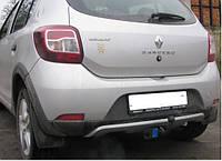 Фаркоп на Renault Sandero Stepway (c 2013--) Рено Сандеро Степвей
