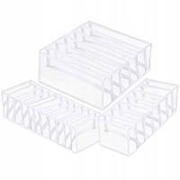 Набір органайзерів для зберігання білизни, шкарпеток, аксесуарів) Springos HA3114