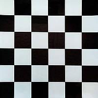 Самоклеюча вінілова плитка 600х600х1,5мм, ціна за 1 шт. (СВП-206) Глянець, фото 1