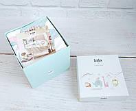 Постельное белье в детскую кроватку Karaca Home. Ранфорс Playmate -Детский в кроватку