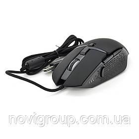 Миша дротова iMICE T91, 8 кнопок, 1200/2400/4800/7200 DPI, Led Lighting, 1,3 м, Windows xp/Vista/Win7/8/10 Mac