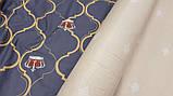 Постельное белье сатин S487, фото 5