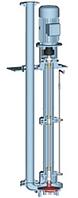 Насос вертикальный с открытым рабочем колесом 281 S