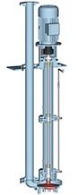 Вертикальний Насос з відкритим робочому колесом 281 S