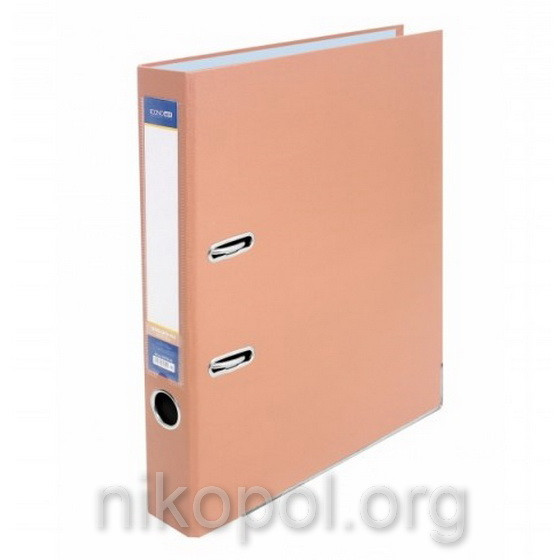 Сегрегатор (папка-реєстратор) Economix E39720-66, бежевий 5 див.