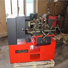Дископравильный станок для рихтовки та прокатки всех типов дисков литых стальных Сириус универсал полуавтомат