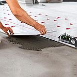 Лазерный уровень нивелир мини для домашнего ремонта со встроенной рулеткой 2,5 метра Laser Level PRO 3 (2589), фото 4
