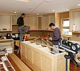 Лазерный уровень нивелир мини для домашнего ремонта со встроенной рулеткой 2,5 метра Laser Level PRO 3 (2589), фото 7