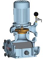 Циркуляционный насос со встроенным фильтром грубой очистки UNIBAD