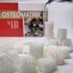Остеоматрикс блок(5х10х10мм),Объем 0,5см3