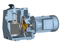 Самовсасывающий насос со встроенным фильтром UNIBAD 72