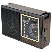 Радиоприемник Golon RX 9922 радио под флешку