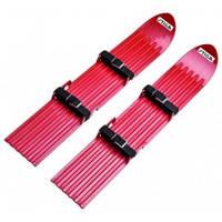 Детские мини-лыжи Stiga, цвет красный