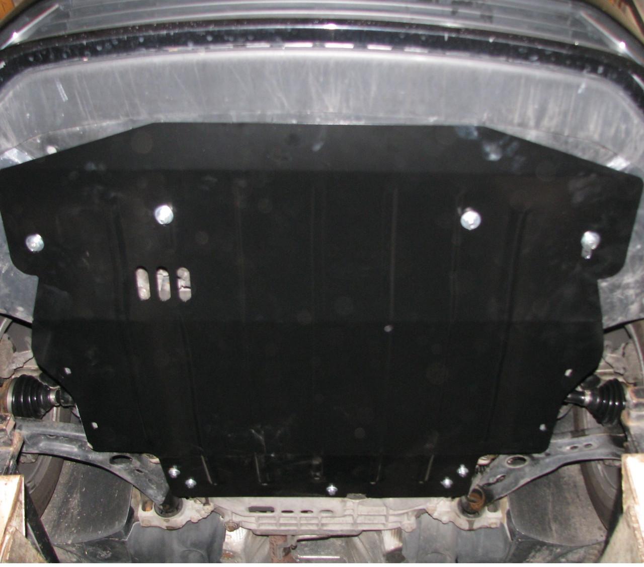 Защита Volkswagen Passat B-8 (с 2014 --)