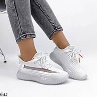 Стильні кросовки на кожен день з сіткою, фото 1