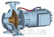 Насос центробежный с охлаждением двигателя UNIBLOCK-GFС