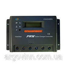 Контролер заряду EPSOLAR VS4548BN, 45A 12/24/36 / 48В