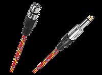 Шнур микрофонный XLR-Jack 5m.