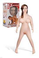 T120165 Реалистичная секс кукла EXTRAVAGANZA - LEXI TYLER