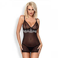 Бебидолл Obsessive 840-CHE-1 chemise & thong L/XL