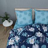 Комплект постельного белья KrisPol «Поляна цветов» 200x220 Ранфорс, фото 2